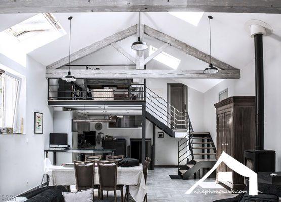 Phong cách thiết kế nội thất Loft