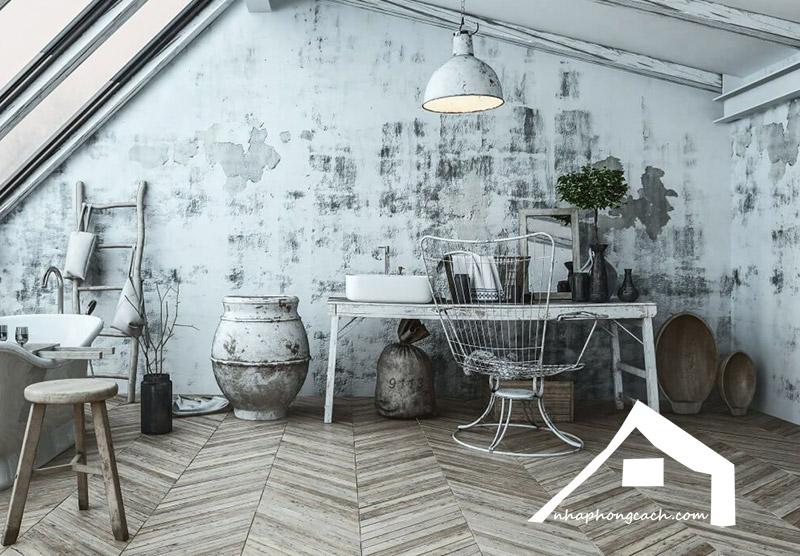 Phong cách thiết kế nội thất Wabi Sabi