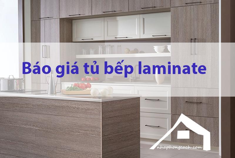 Báo-giá-tủ-bếp-Laminate