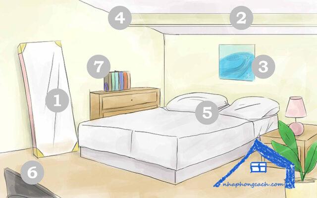 Cách-thiết-kế-phòng-ngủ-hợp-phong-thủy