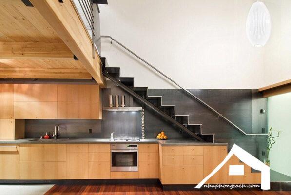 Thiết-kế-bếp-dưới-gầm-cầu-thang-2