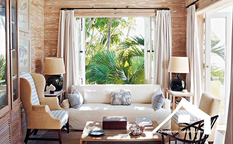 Phong-cách-thiết-kế-nội-thất-Tropical
