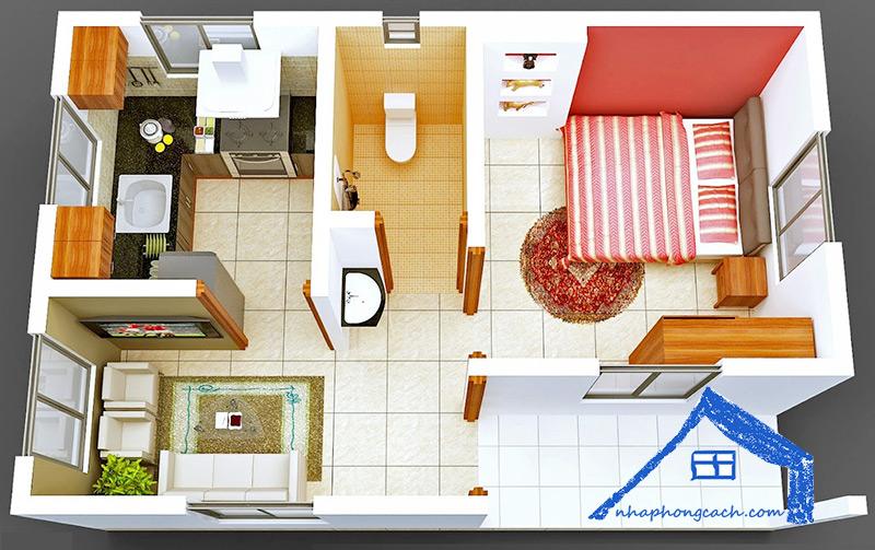 20+-thiết-kế-nội-thất-chung-cư-1-phòng-ngủ-13