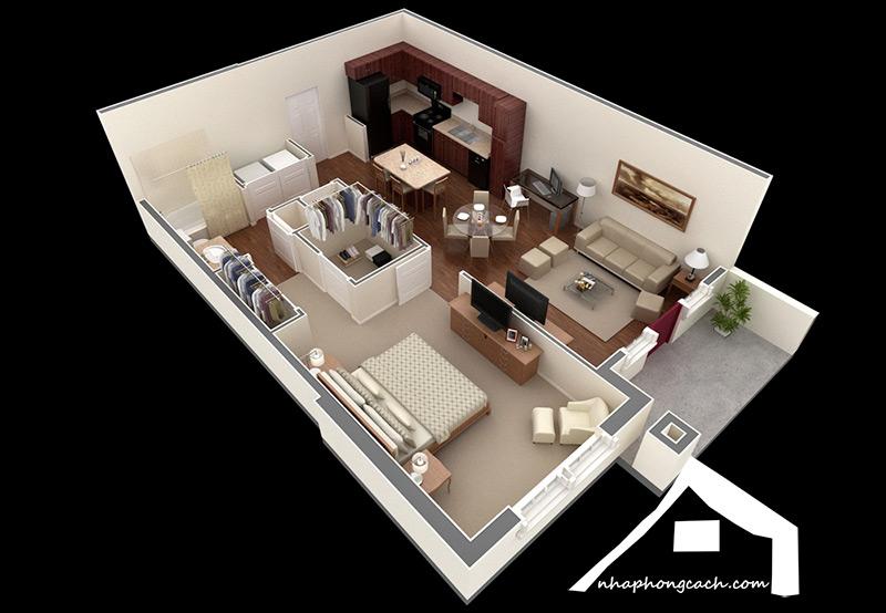 20+-thiết-kế-nội-thất-chung-cư-1-phòng-ngủ-17