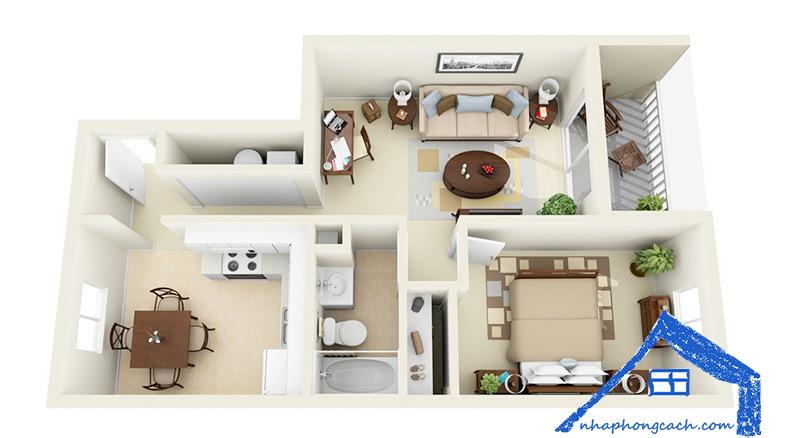 20+-thiết-kế-nội-thất-chung-cư-1-phòng-ngủ-18