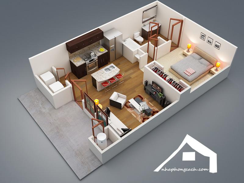 20+-thiết-kế-nội-thất-chung-cư-1-phòng-ngủ-30