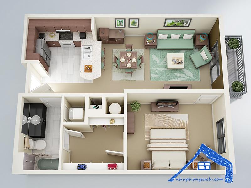 20+-thiết-kế-nội-thất-chung-cư-1-phòng-ngủ-32