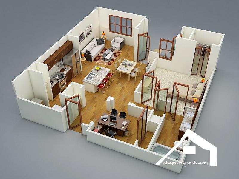 20+-thiết-kế-nội-thất-chung-cư-1-phòng-ngủ-33