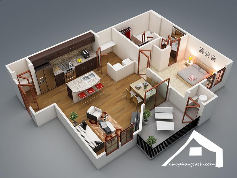 20+-thiết-kế-nội-thất-chung-cư-1-phòng-ngủ-34