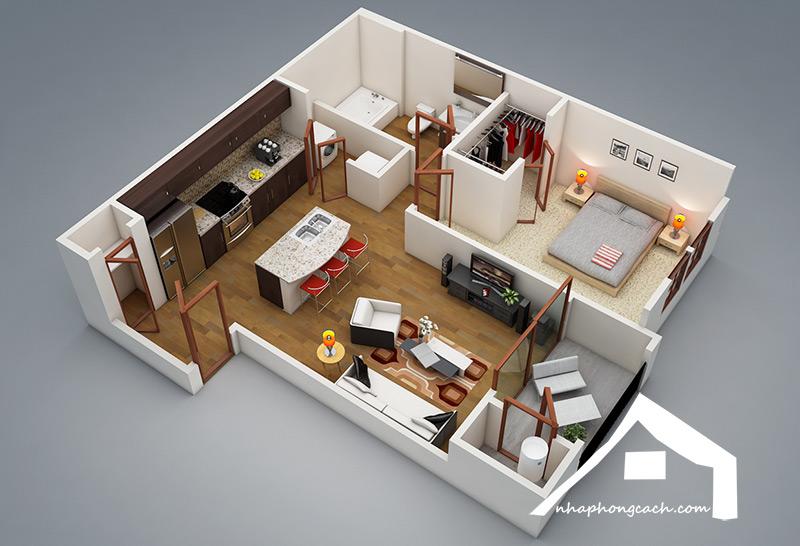 20+-thiết-kế-nội-thất-chung-cư-1-phòng-ngủ-36