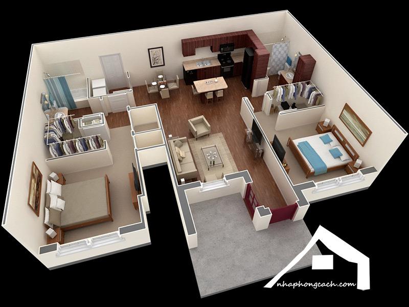 50+-thiết-kế-chung-cư-2-phòng-ngủ-11