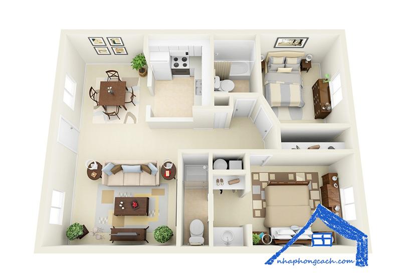 50+-thiết-kế-chung-cư-2-phòng-ngủ-17