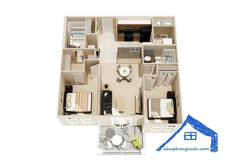 50+-thiết-kế-chung-cư-2-phòng-ngủ-21