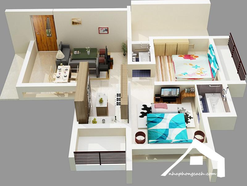 50+-thiết-kế-chung-cư-2-phòng-ngủ-32