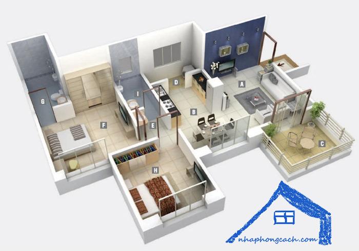 50+-thiết-kế-chung-cư-2-phòng-ngủ-38