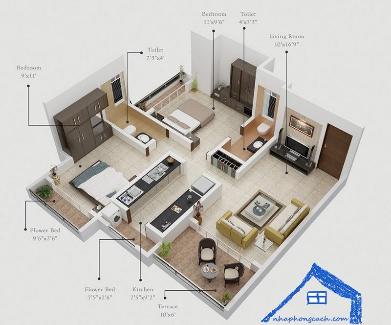 50+-thiết-kế-chung-cư-2-phòng-ngủ-6