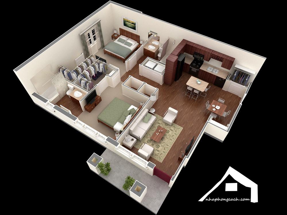 50+-thiết-kế-chung-cư-2-phòng-ngủ-8