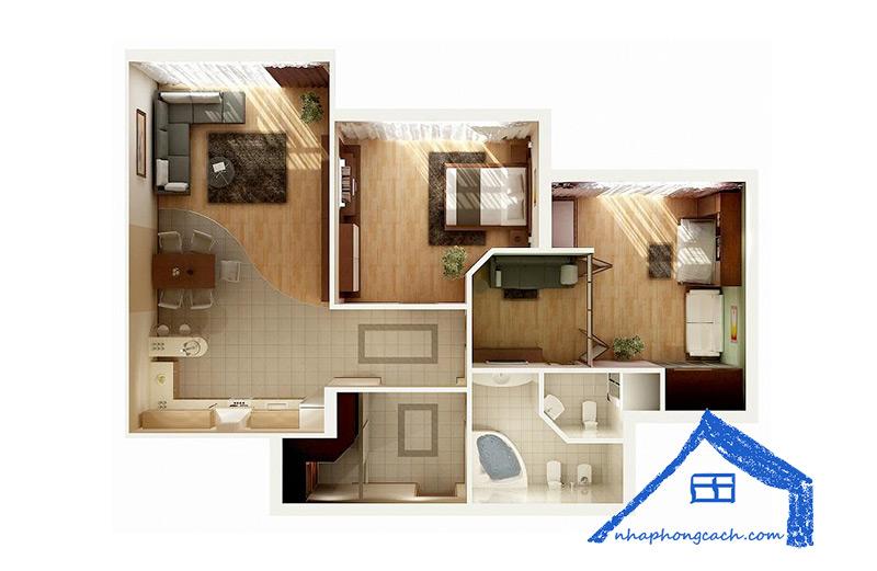 50+-thiết-kế-chung-cư-2-phòng-ngủ-9