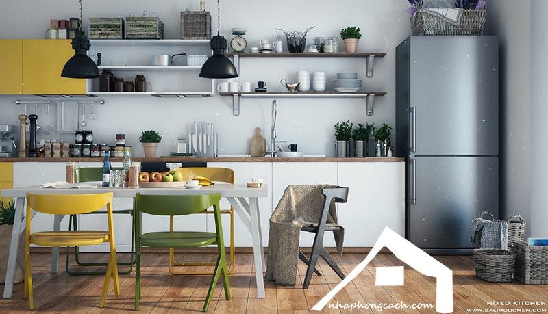 Cách-thiết-kế-phòng-bếp-phong-cách-Bắc-Âu-8