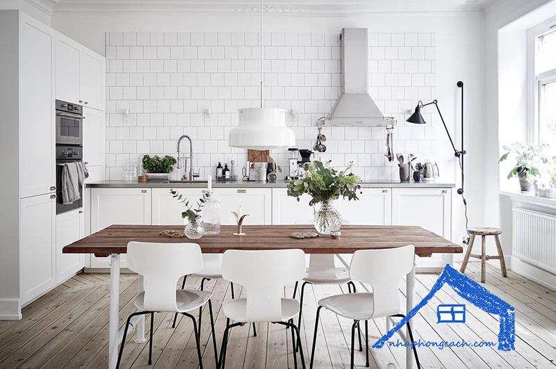Cách-thiết-kế-phòng-bếp-phong-cách-Bắc-Âu