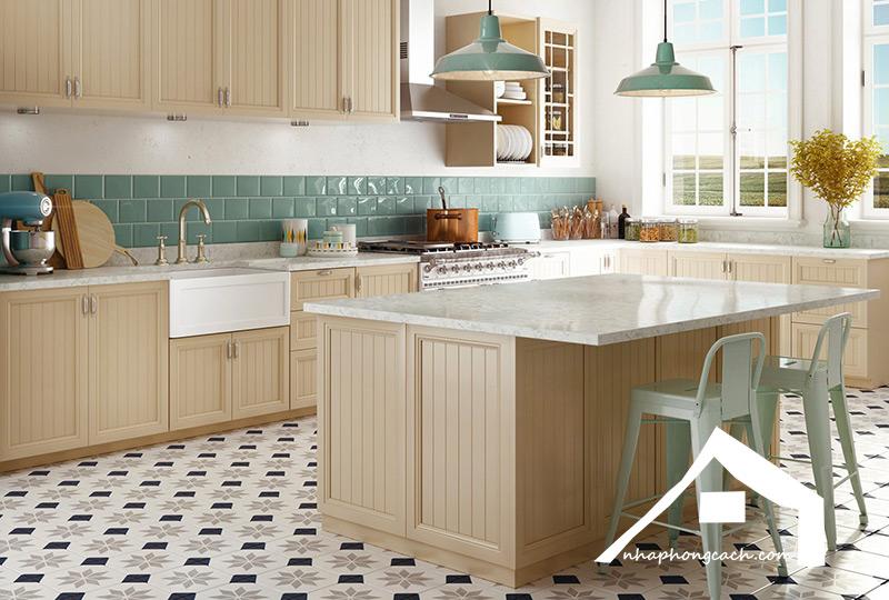 Cách-thiết-kế-phòng-bếp-phong-cách-Vintage