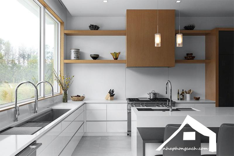 Cách-thiết-kế-phòng-bếp-phong-cách-hiện-đại