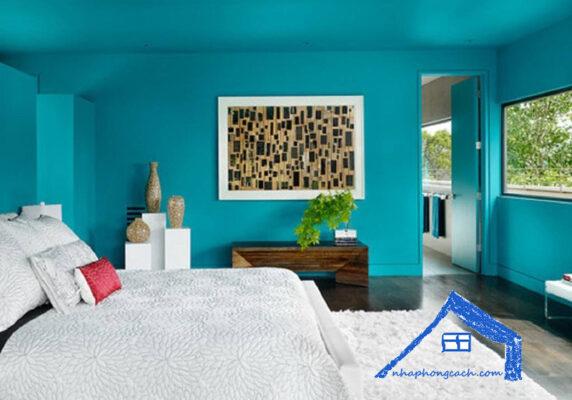 Chọn-màu-sơn-tốt-nhất-cho-phòng-ngủ