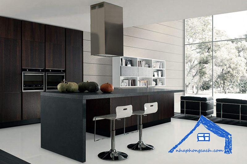 Phòng-bếp-phong-cách-hiện-đại