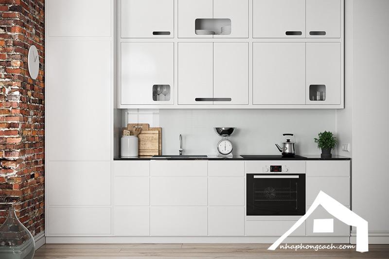 Phòng-bếp-phong-cách-tối-giản