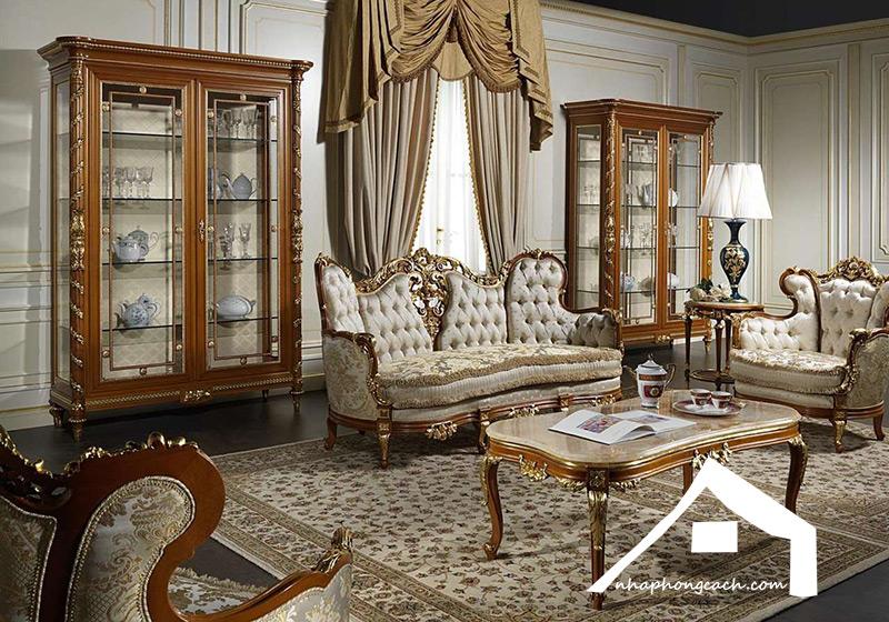 Phòng-khách-phong-cách-cổ-điển