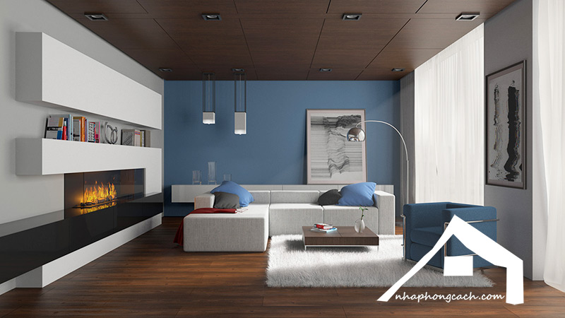 Phòng-khách-phong-cách-hiện-đại