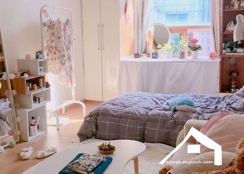 Phòng-ngủ-phong-cách-Hàn-Quốc