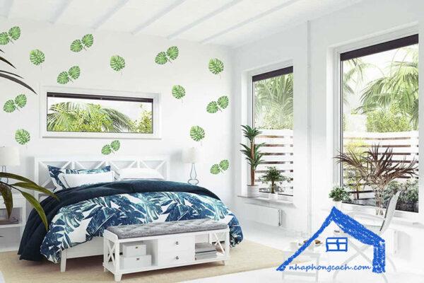 Phòng-ngủ-phong-cách-Tropical