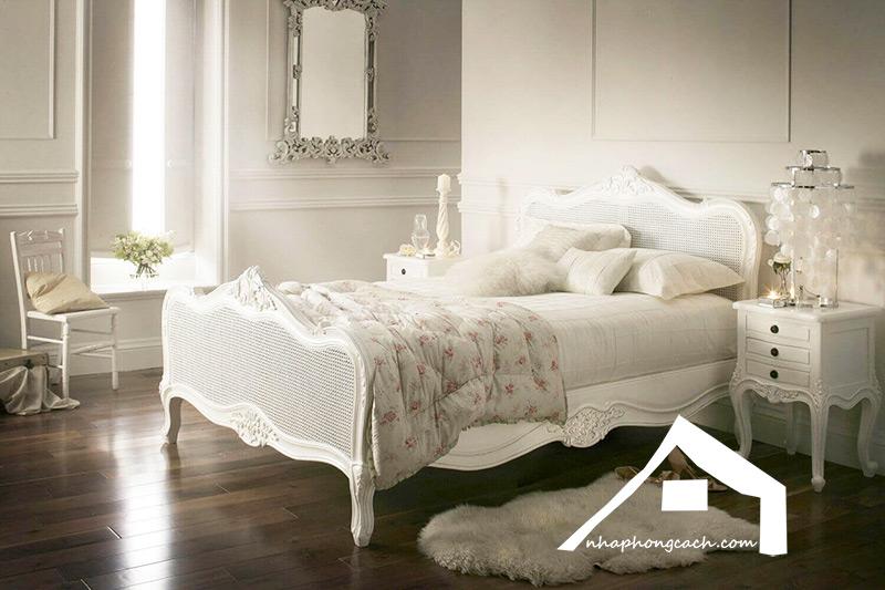 Phòng-ngủ-phong-cách-Vintage