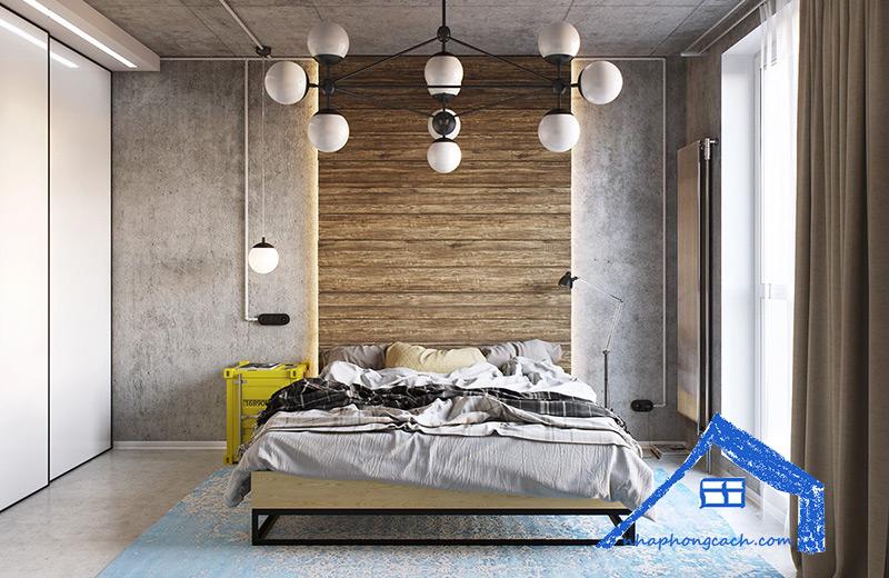Phòng-ngủ-phong-cách-công-nghiệp