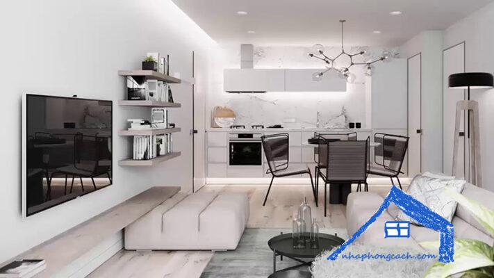 Thiết-kế-nội-thất-phòng-khách-nhà-ống