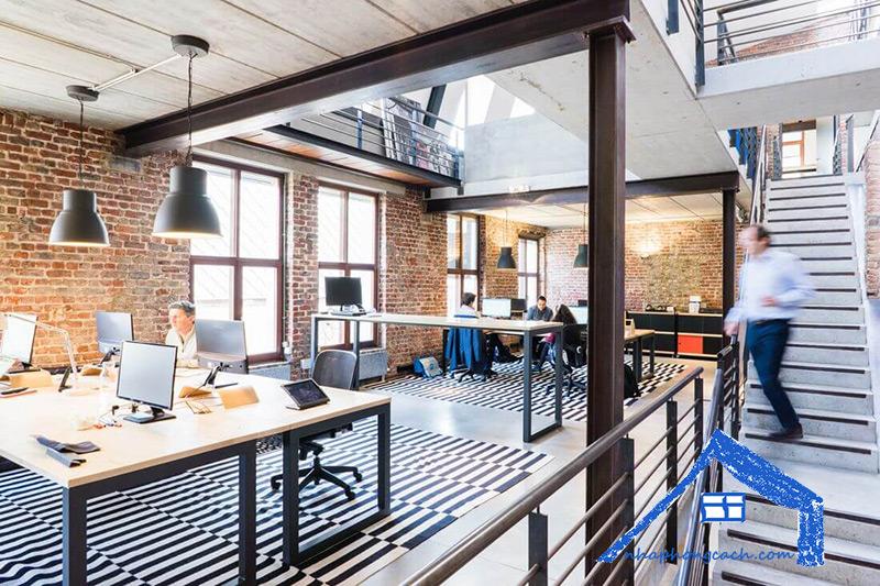 Thiết-kế-nội-thất-văn-phòng-loft
