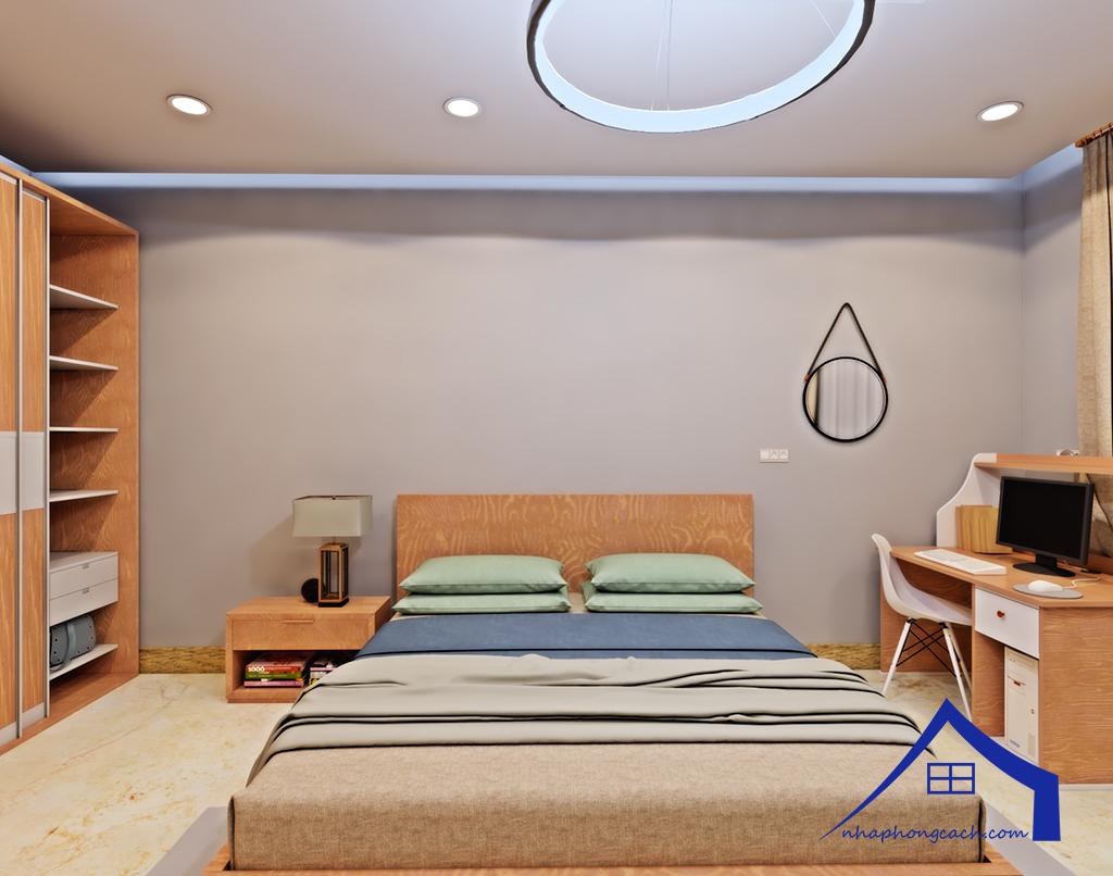 Thiết kế nội thất Times City tòa T1& T4 căn 02, 16 diện tích 110m210