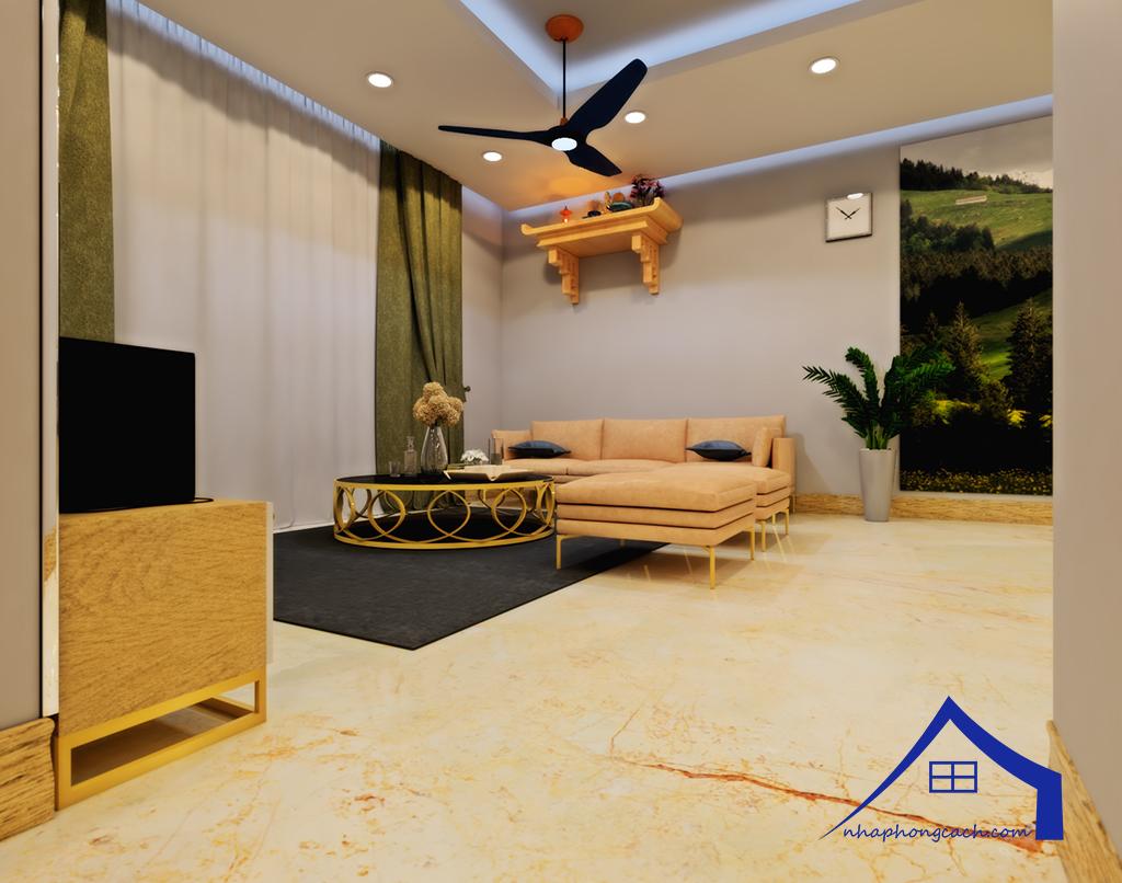 Thiết kế nội thất Times City tòa T1& T4 căn 02, 16 diện tích 110m24