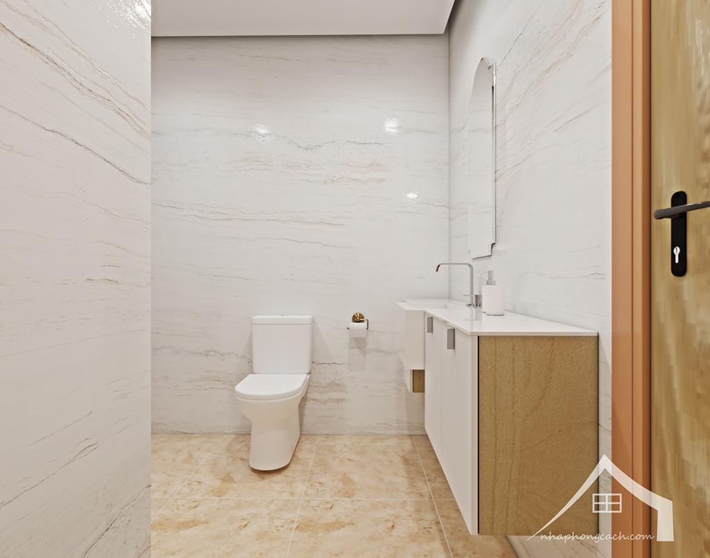 Thiết kế nội thất Times City hiện đại + Scandinavian căn 08 & 10 diện tích 94m2-16