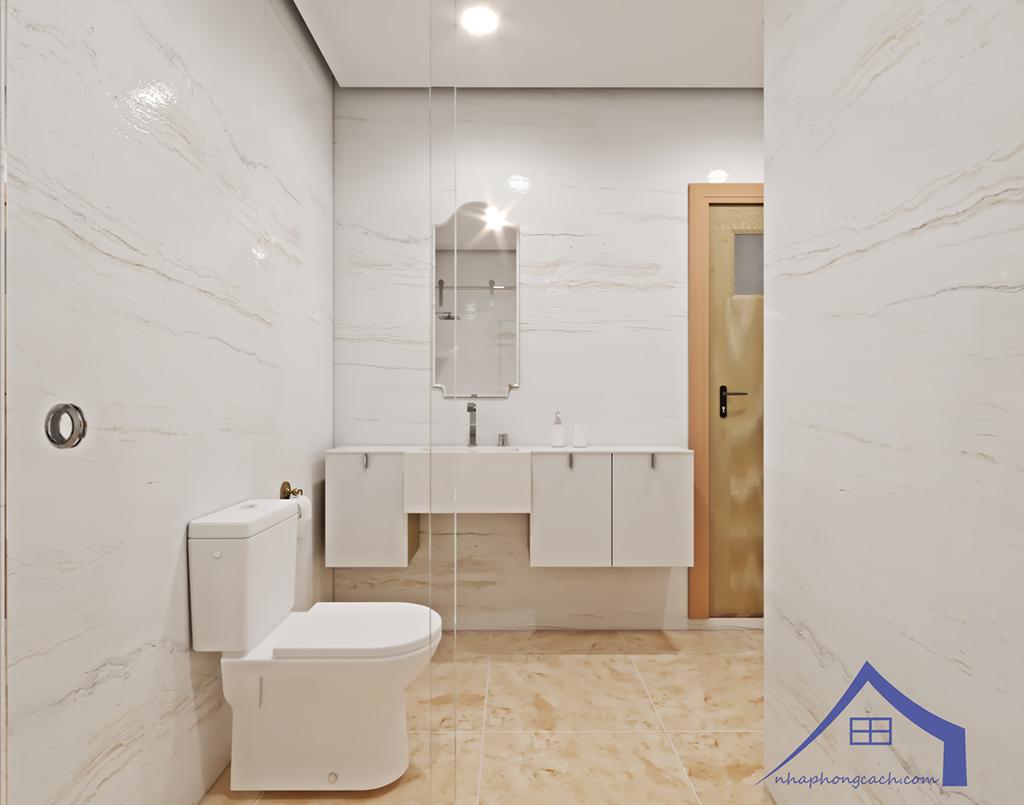 Thiết kế nội thất Times City hiện đại + Scandinavian căn 08 & 10 diện tích 94m2-17