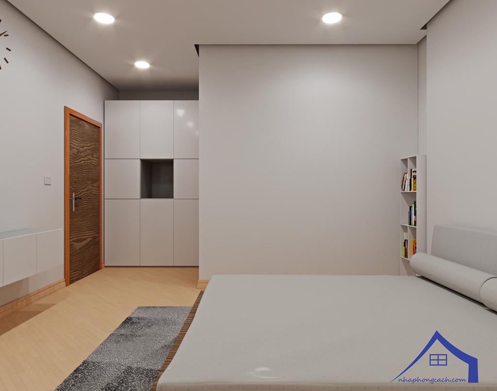 Thiết kế nội thất tối giản chung cư Times City căn 04 & 12 diện tích 95m2 23