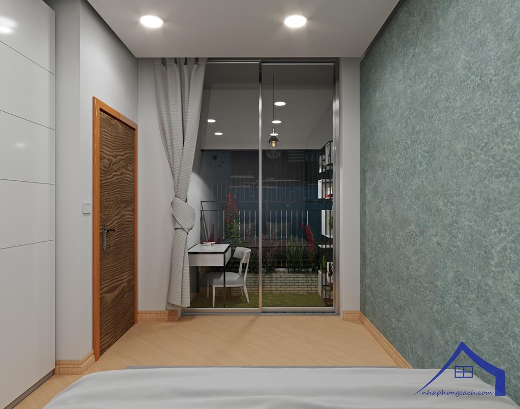 Thiết kế nội thất tối giản chung cư Times City căn 04 & 12 diện tích 95m2 32