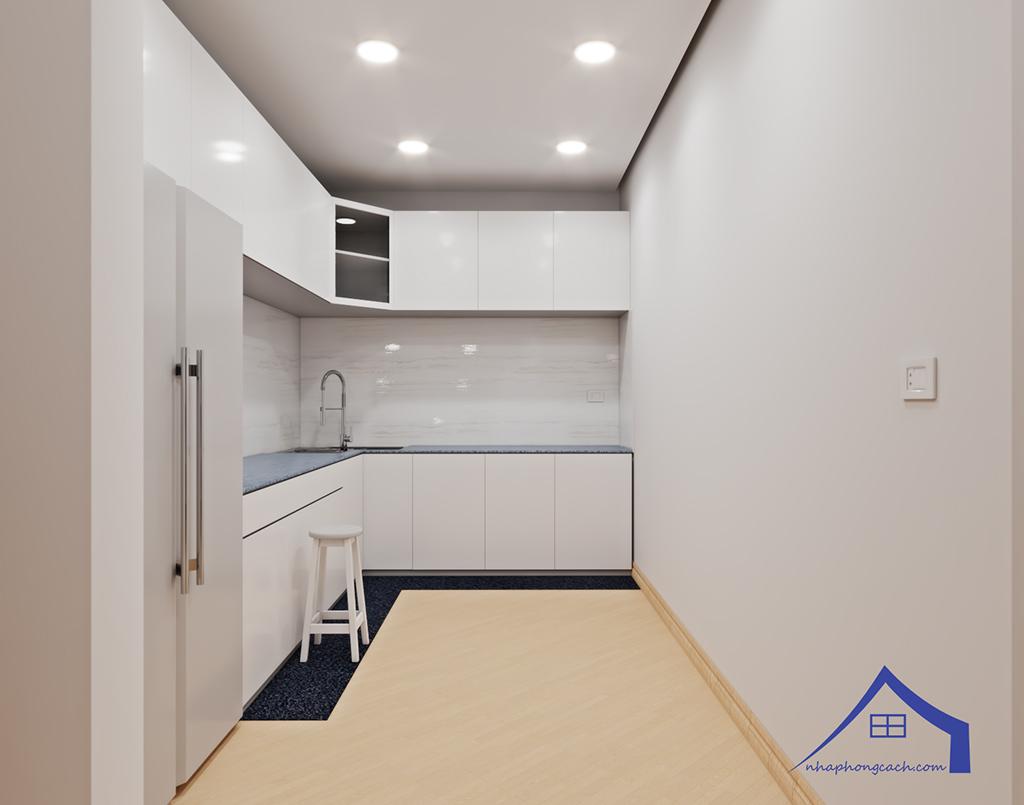 Thiết kế nội thất tối giản chung cư Times City căn 04 & 12 diện tích 95m2 7