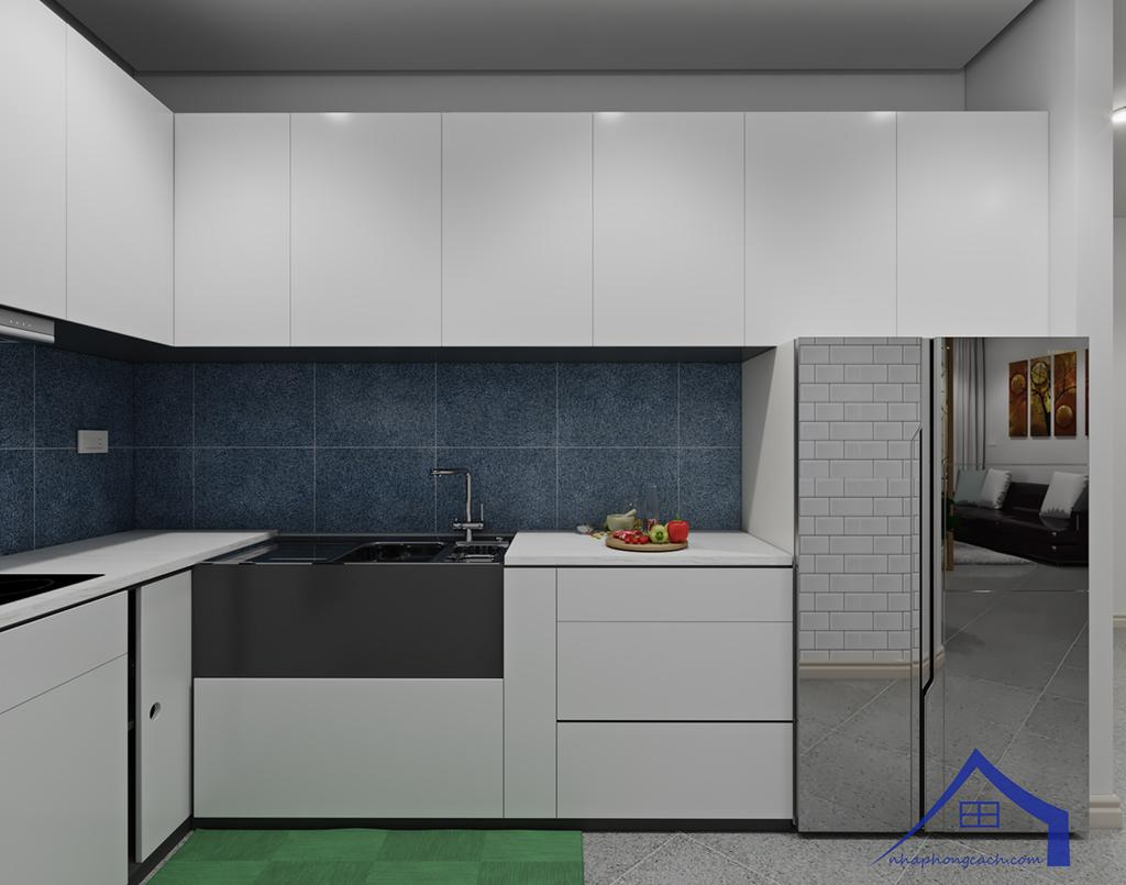 Thiết kế nội thất hiện đại Times City căn 06 & 12 diện tích 117m2 15