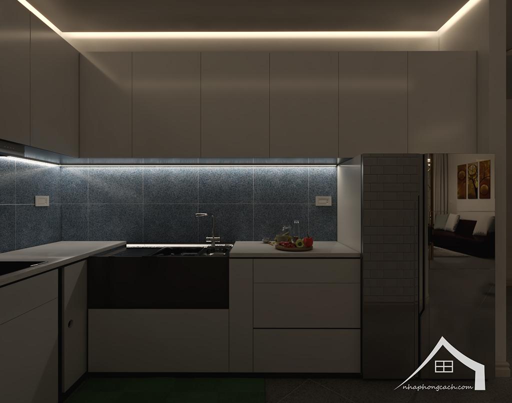 Thiết kế nội thất hiện đại Times City căn 06 & 12 diện tích 117m2 18