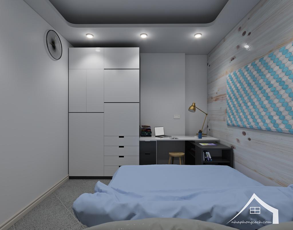 Thiết kế nội thất hiện đại Times City căn 06 & 12 diện tích 117m2 19