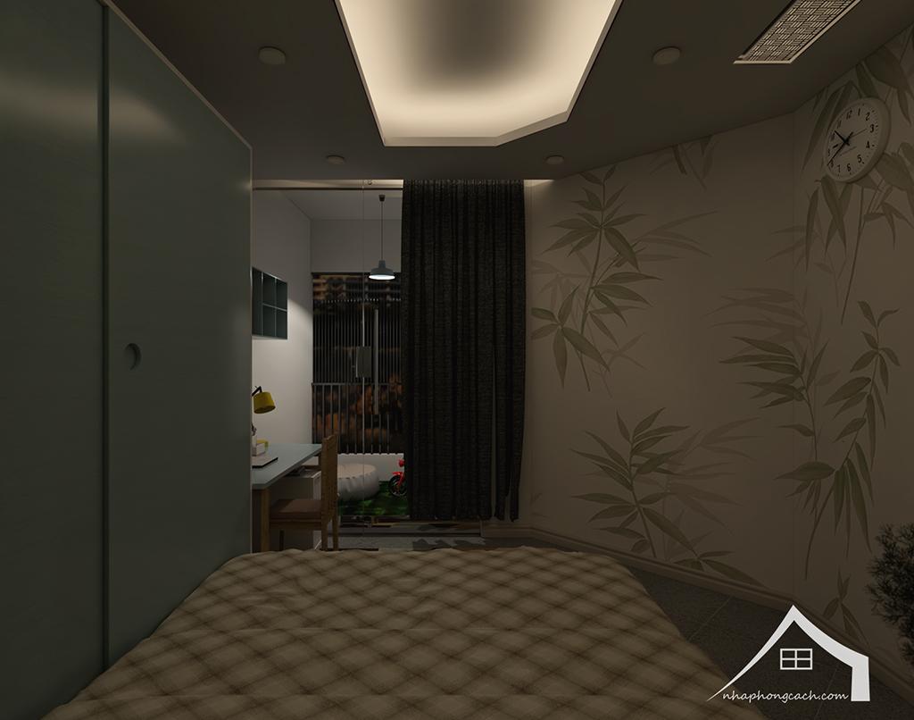 Thiết kế nội thất hiện đại Times City căn 06 & 12 diện tích 117m2 27