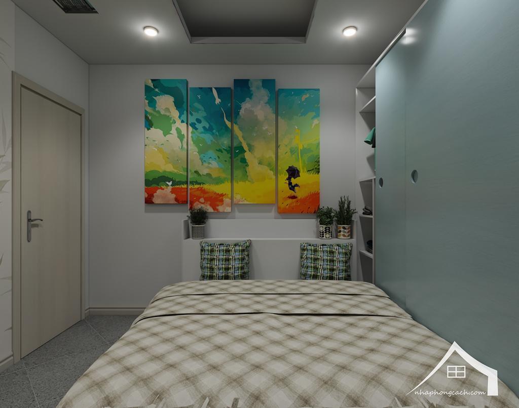Thiết kế nội thất hiện đại Times City căn 06 & 12 diện tích 117m2 25